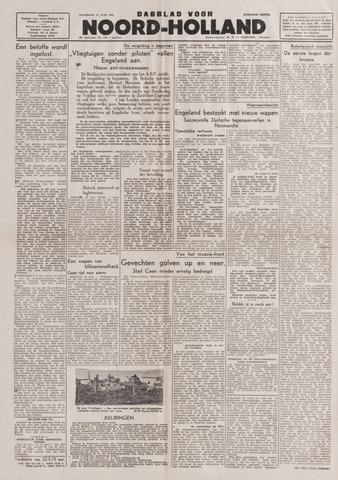 Dagblad Noord-Holland, Schager editie 1944-06-17