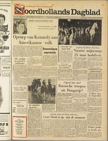 Noordhollands Dagblad : dagblad voor Alkmaar en omgeving 1963-08-28