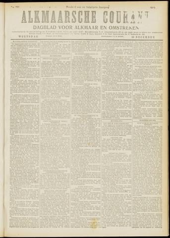 Alkmaarsche Courant 1919-12-10