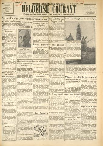 Heldersche Courant 1950-04-21
