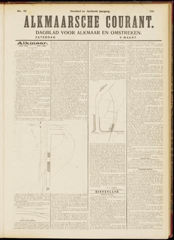 Alkmaarsche Courant 1911-03-11