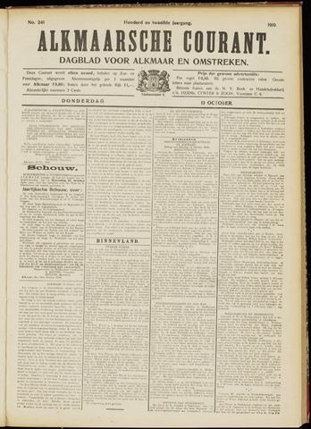 Alkmaarsche Courant 1910-10-13