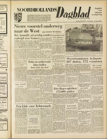Noordhollands Dagblad : dagblad voor Alkmaar en omgeving 1953-06-29