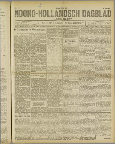 Ons Blad : katholiek nieuwsblad voor N-H 1922-05-30