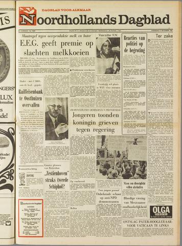 Noordhollands Dagblad : dagblad voor Alkmaar en omgeving 1969-09-17