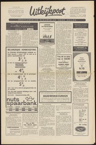 Uitkijkpost : nieuwsblad voor Heiloo e.o. 1967