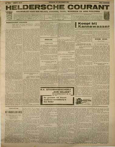 Heldersche Courant 1931-09-26