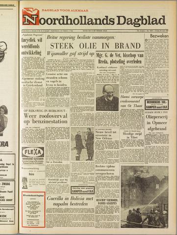 Noordhollands Dagblad : dagblad voor Alkmaar en omgeving 1967-03-28