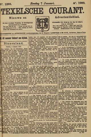 Texelsche Courant 1900-01-07