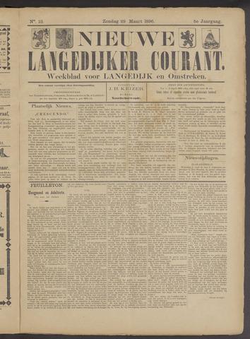 Nieuwe Langedijker Courant 1896-03-29
