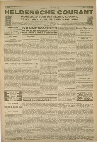 Heldersche Courant 1930-01-23
