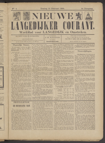Nieuwe Langedijker Courant 1895-02-10