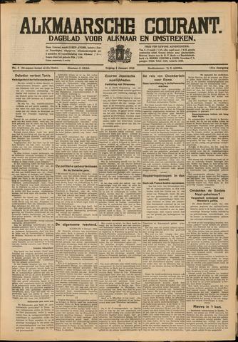 Alkmaarsche Courant 1939-01-06