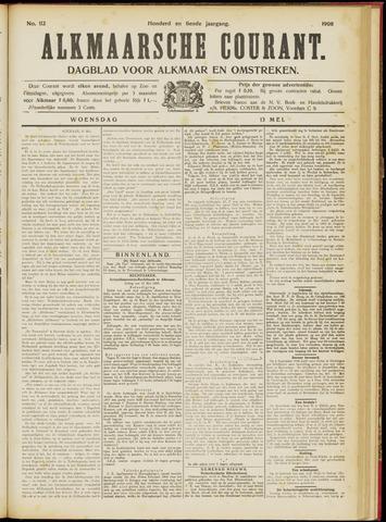 Alkmaarsche Courant 1908-05-13