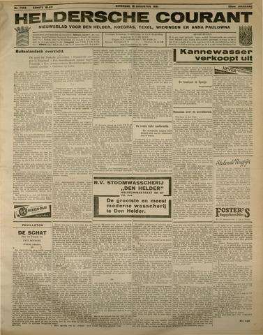 Heldersche Courant 1931-08-15