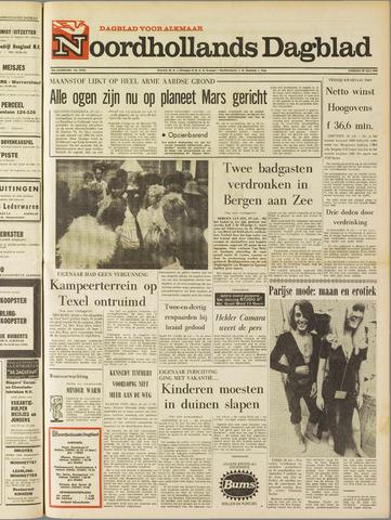 Noordhollands Dagblad : dagblad voor Alkmaar en omgeving 1969-07-29