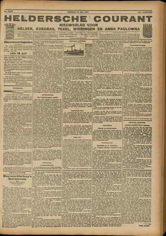 Heldersche Courant 1921-07-12