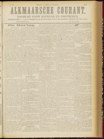Alkmaarsche Courant 1916-03-23