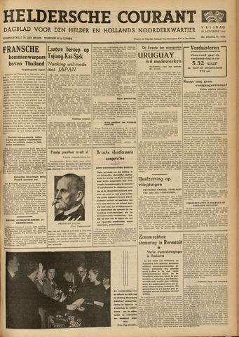Heldersche Courant 1940-11-29