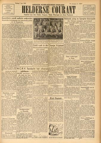 Heldersche Courant 1949-06-07