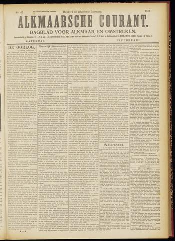 Alkmaarsche Courant 1916-02-19