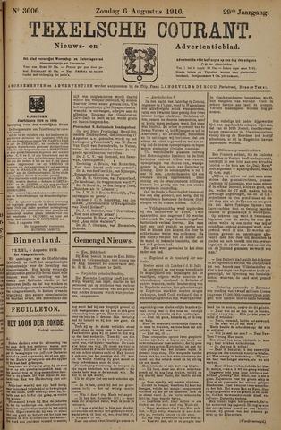 Texelsche Courant 1916-08-06