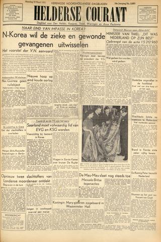 Heldersche Courant 1953-03-30