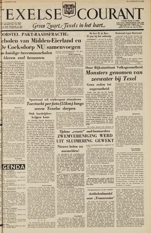Texelsche Courant 1970-08-21