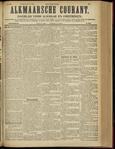 Alkmaarsche Courant 1928-05-10