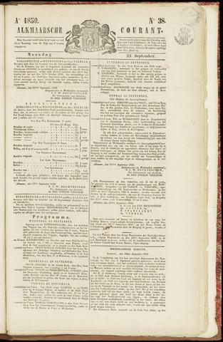 Alkmaarsche Courant 1850-09-23