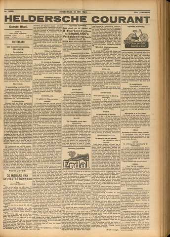 Heldersche Courant 1924-05-15
