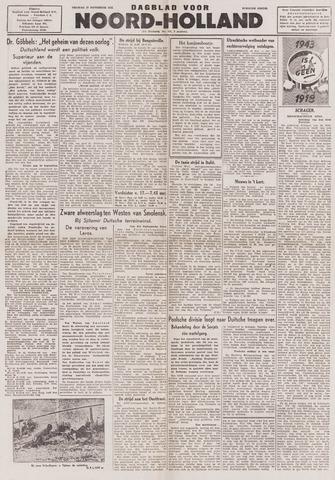 Dagblad Noord-Holland, Schager editie 1943-11-19