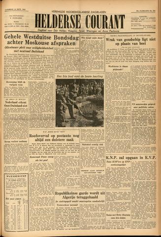 Heldersche Courant 1955-09-24