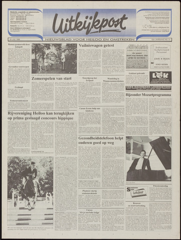 Uitkijkpost : nieuwsblad voor Heiloo e.o. 1998-07-29