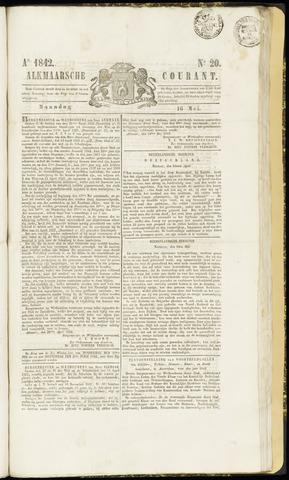 Alkmaarsche Courant 1842-05-16