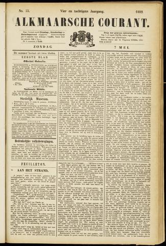 Alkmaarsche Courant 1882-05-07