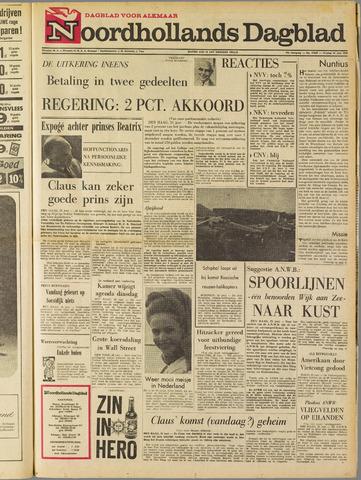 Noordhollands Dagblad : dagblad voor Alkmaar en omgeving 1965-06-25