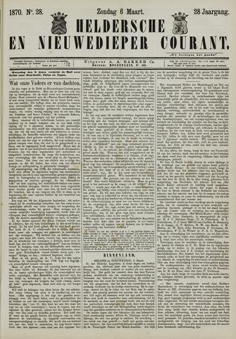 Heldersche en Nieuwedieper Courant 1870-03-06