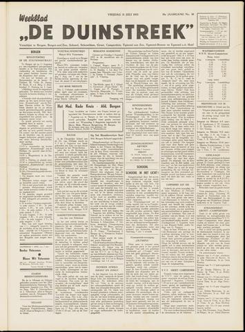 De Duinstreek 1953-07-31