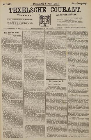 Texelsche Courant 1911-06-08
