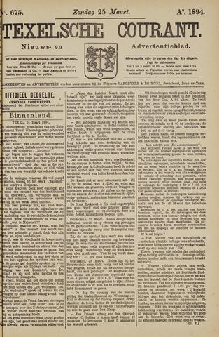 Texelsche Courant 1894-03-25