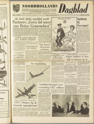 Noordhollands Dagblad : dagblad voor Alkmaar en omgeving 1960-05-14