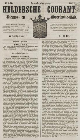 Heldersche Courant 1867-05-08