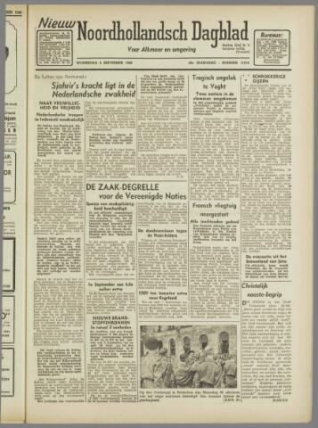 Nieuw Noordhollandsch Dagblad : voor Alkmaar en omgeving 1946-09-04