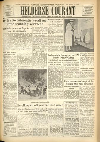 Heldersche Courant 1954-08-18