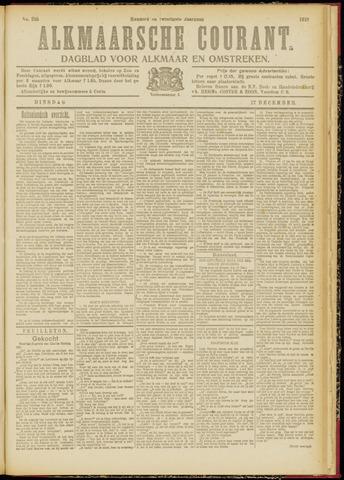 Alkmaarsche Courant 1918-12-17
