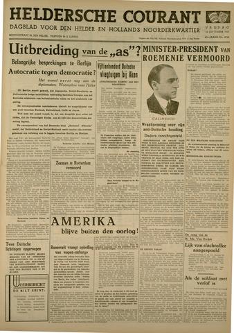 Heldersche Courant 1939-09-22