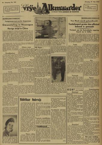 De Vrije Alkmaarder 1947-05-27