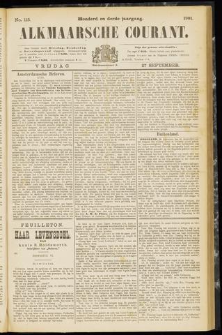 Alkmaarsche Courant 1901-09-27