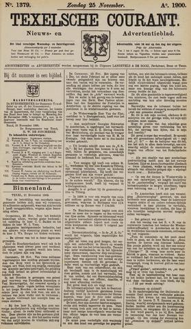 Texelsche Courant 1900-11-25